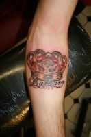 crown king by tattooneos