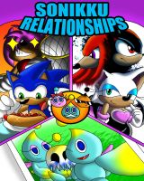 Sonikku Relationships Cover by CindyCandy100
