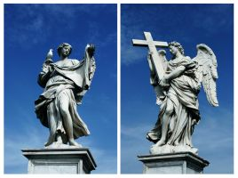 Angels by Linnette