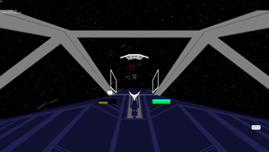 To the Stars First Person Proof-of-Concept by Arsanthania