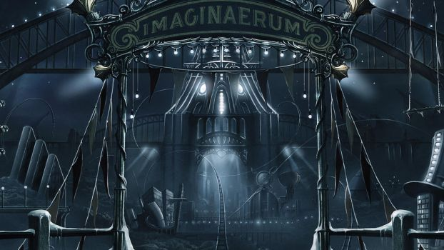 Nightwish Imaginaerum Wallpaper by Artfall