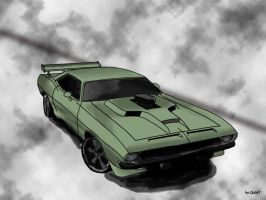 Muscle Car by QieT