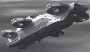 Omega 7 Helicarrier-V2-3 by Roguewing
