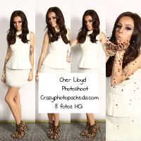 Cher Lloyd Photoshoot by CrazyPhotopacks