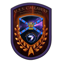 USS Callaway Patch by sparrow794