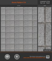 Stone Pattern 7.0 by Sed-rah-Stock