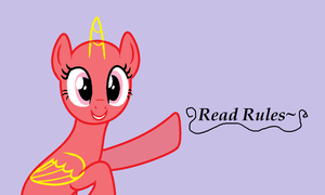 Pony Base 4# by RealPinkieDianePie