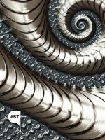 Titanium Twister by CMWVisualArts
