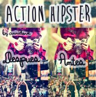Accion Hipster By Annielove by Analaurasam