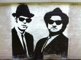 Stencil by RomiaNyan