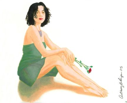 Girl_with_Flowers_by_ab39z by With-Pleasure