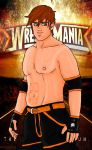 Tommy's Wrestlemania Moment by astrozombie50