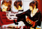 Miyavi, dont you look cute by SuicideNotes-x