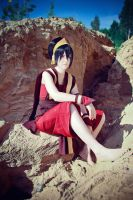 Toph Bei Fong - The runaway by Melonl0rd