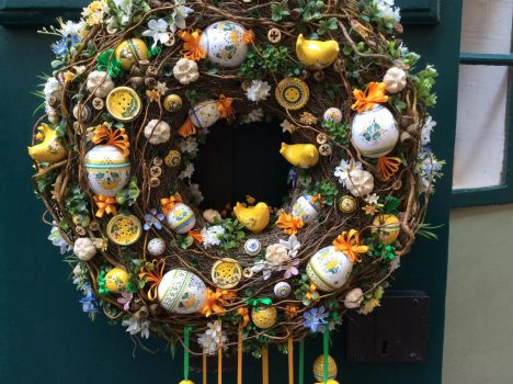 Wreath by thevoi