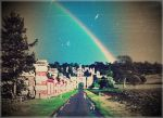Somewhere Over the Rainbow by Graham-Lee