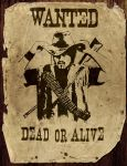 Wanted, dead or alive. by captainval38