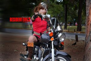 Claire Redfield by RedfieldClaire
