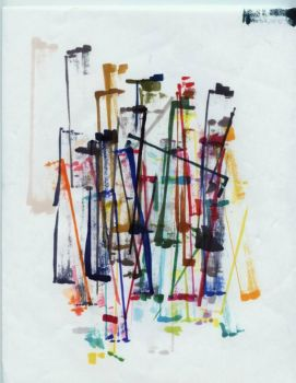 Marker Abstracts by Jamesbrdfl