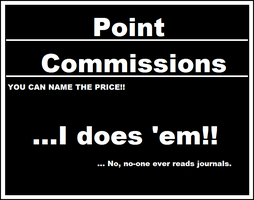 Yes, I do point commissions by shaman-ninja