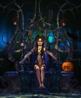 Druid of the Twisted Wood by RavenMoonDesigns