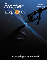 Frontier Explorer Magazine Issue 3 by Casperium