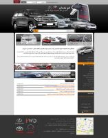 Aouto Khandan Car Sale by mabdesigner