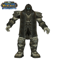 WoW Stonekeeper Cut Out by atagene