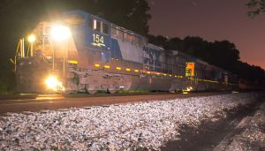 CSX lost work train 2 by wolvesone