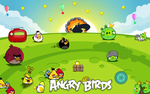 Angry Birds Wallpaper by VistaFreddy