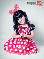 Minnie Mouse VI by janahi-photography