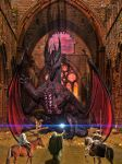 Dragon's Lair (Re-edition) by SilentMobster42