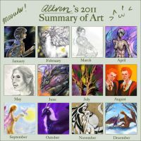Summary 2011 by Alkven