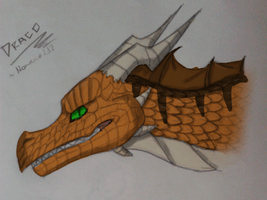 .::DracoAnimation::. by Nonthyl