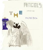 The Angels Have The Phonebox by sonickingscrewdriver