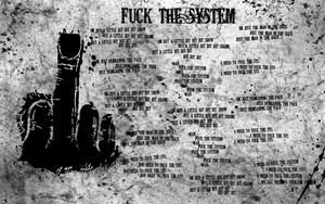 Fuck the system v2 by Dead-Man23