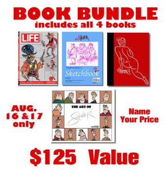 BOOK BUNDLE NAME YOUR PRICE by stephensilver