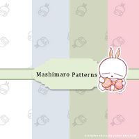 Mashimaro Patterns by xxmsrockxx