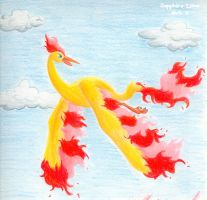 Moltres by sapphireluna