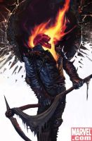 Ghost Rider is the Grimriper by ArtBot97