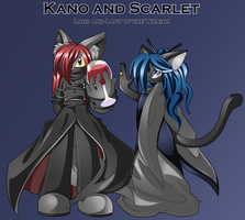 Lord and Lady by Kimiko-Lynx