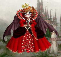 The Queen of Hearts by Sureya by Keiko-cha