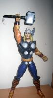 Thor papercraft by safaksimsek