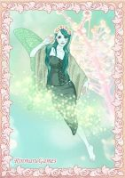 Faery Of the Earth by Lovely-Madness-13
