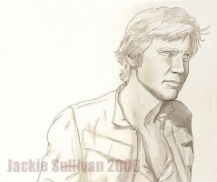 Solo, uncolored by jackieocean