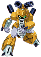 metabee kabuto by Abdi1496