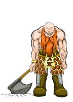 Myrmidon for GH-MoNGo by thenumber42