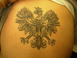 Polish Eagle by epoxi-lips