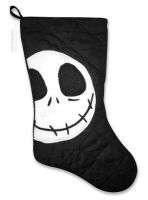 Nightmare Before Christmas - Jack Stocking by smashworks