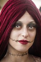 Romics 2012 #29 - Nightmare Before Christmas by MaxxITALY
